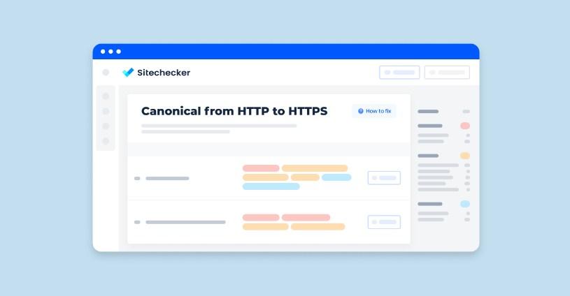 ¿QUÉ SIGNIFICA EL PROBLEMA CANONICAL DE HTTP A HTTPS?